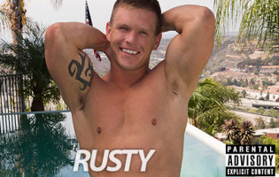 Porn Crush of the Day: Rusty for Sean Cody