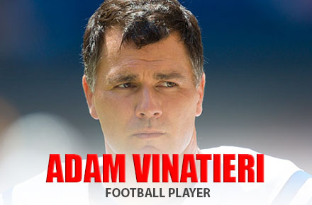 Adam Vinatieri | Football Player