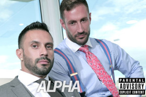 "Porn Crush of the Day: Flex and Caleb Roca in ""Alpha"""