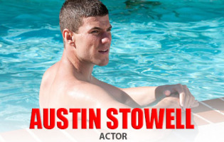 Man Crush of the Day: Actor Austin Stowell