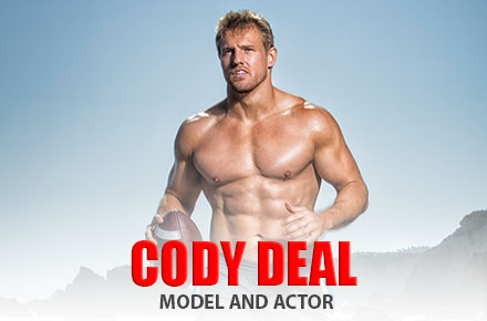 Cody Deal | Actor and Model