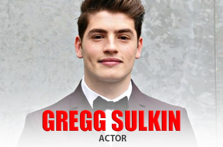 Gregg Sulkin | Actor