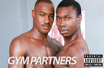 "Tyson Tyler, Damien Brooks | ""Gym Partners,"" Next Door Ebony"