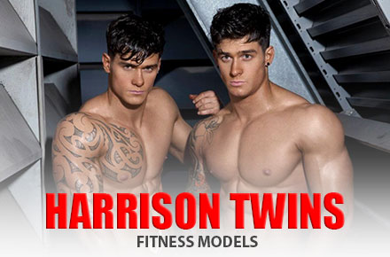 Lewis and Owen Harrison | Fitness Models