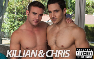 Porn Crush of the Day: Killian James and Chris Rockway for Randy Blue