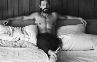 Eye Candy: Shia LaBeouf for Interview Magazine