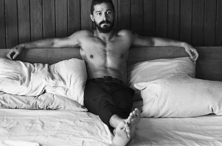 Shia LaBeouf | Ph: Craig McDean, Interview Magazine