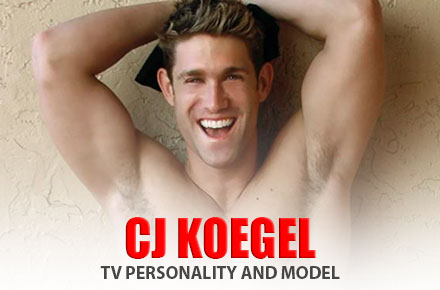 CJ Koegel | Fitness Model and TV Personality