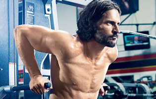 Eye Candy: Joe Manganiello for Muscle & Fitness