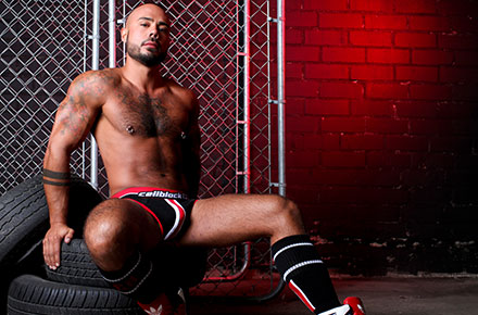 Markus | Ph: Timoteo Ocampo, CellBlock13