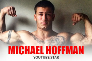Man Crush of the Day: College Jock Michael Hoffman