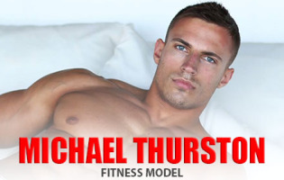Man Crush of the Day: Fitness Model and Trainer Michael Thurston