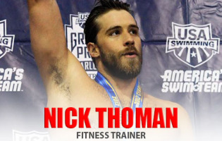 Man Crush of the Day: Swimmer Nick Thoman