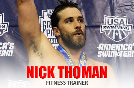 Nick Thoman | Swimmer