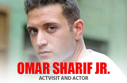 Omar Sharif Jr. | Activist and Model
