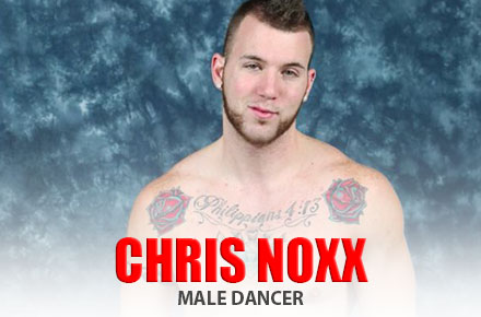 Chris Noxx | Male Dancer