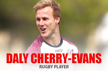 Daly Cherry-Evans | Rugby Player