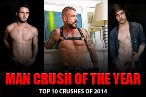 Man Crush of the Year: Top 10 for 2014