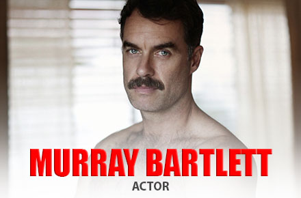 Murray Bartlett | Actor