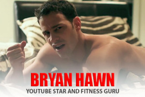 YouTube Star Bryan Hawn