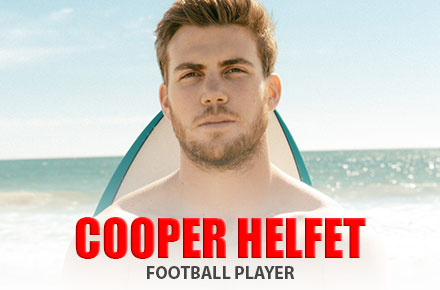 Cooper Helfet | Football Player