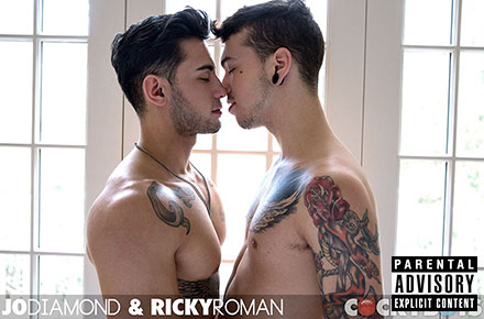 Ricky Roman, Jo Diamond | CockyBoys