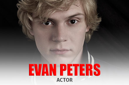 Evan Peters | Actor