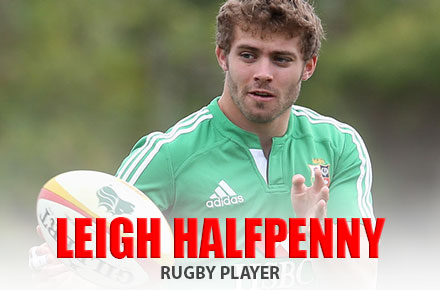 Leigh Halfpenny | Rugby Player