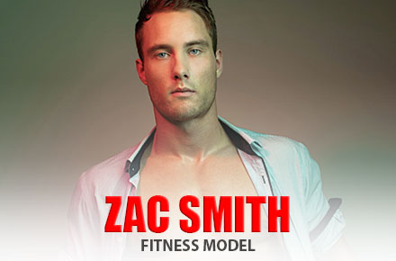 Zac Smith | Fitness Model