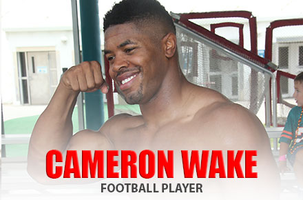 Cameron Wake | Football Player