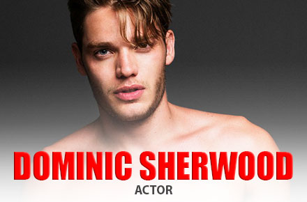 Dominic Sherwood | Actor