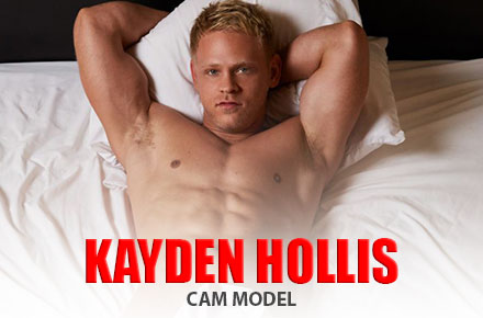 Kayden Hollis | Cam Model