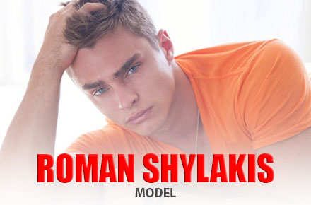 Roman Shylakis | Model