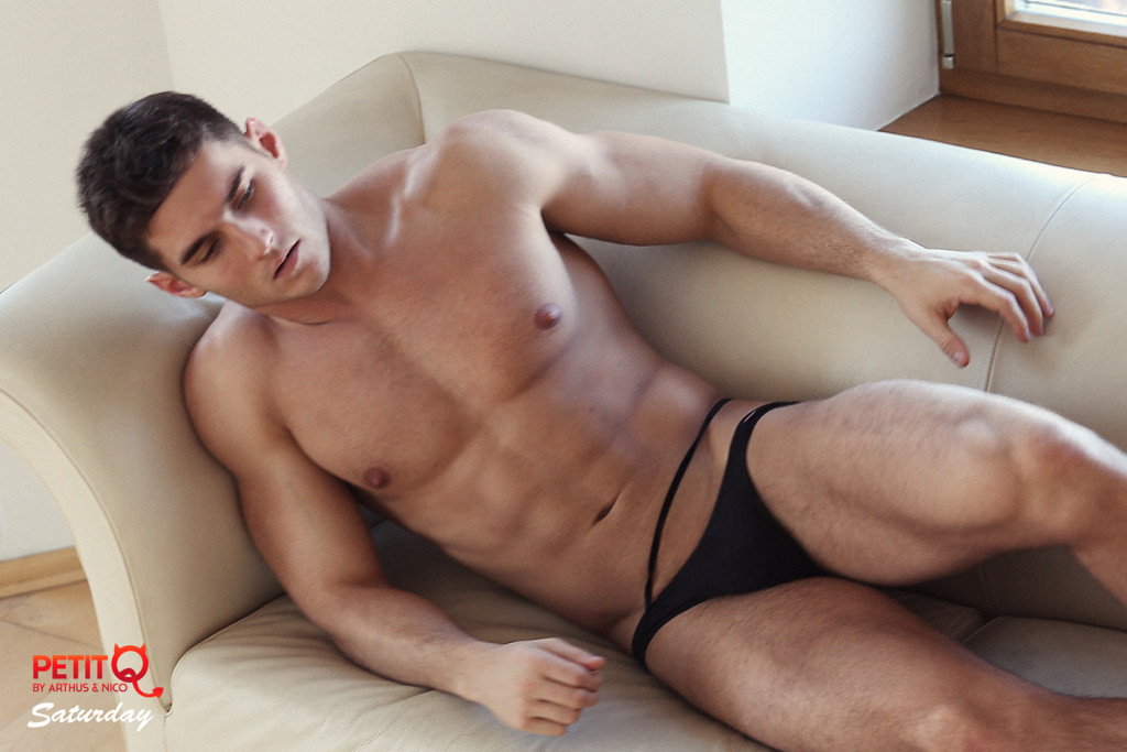 Anatoly Goncharov | Ph: Telma Saturday, Petit Q Underwear