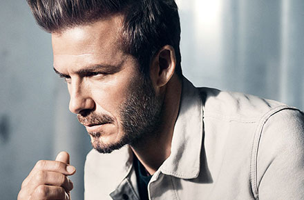 David Beckham | H&M Essentials