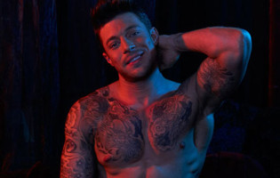 Duncan James for Attitude Magazine