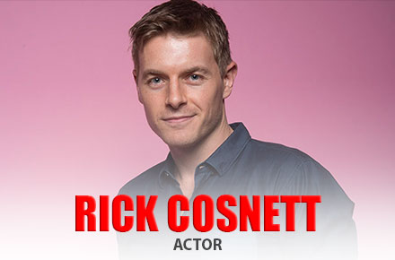 Rick Cosnett | Actor