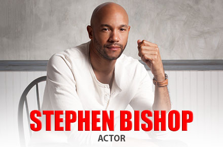 Stephen Bishop | Actor