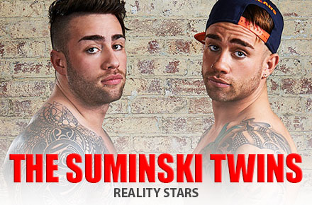 Anthony and Jason Sumisnki Twins | Reality Stars
