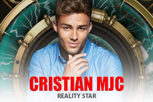 Reality Star Cristian MJC