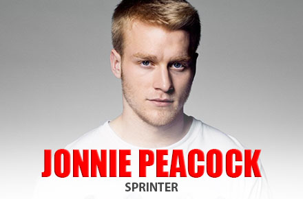 Jonnie Peacock | Sprinter