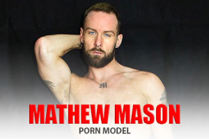 Porn Model Mathew Mason