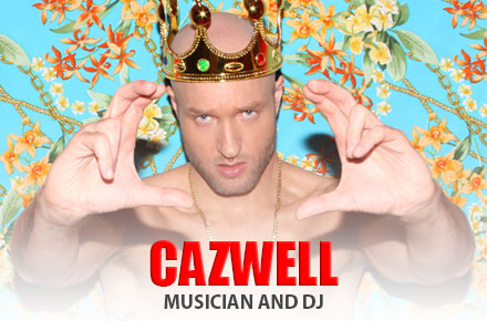 Cazwell   DJ and Producer
