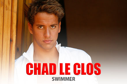 Chad le Clos | Swimmer