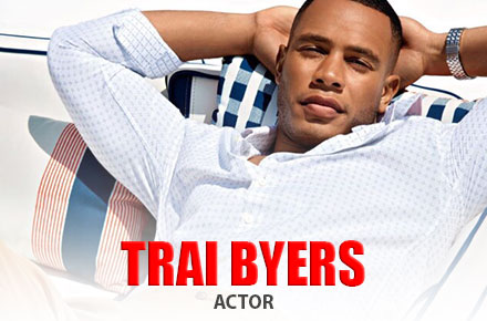 Trai Byers | Actor
