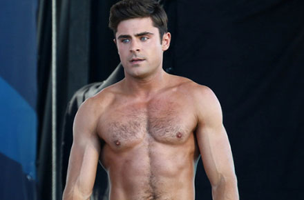 "Zac Efron | ""Bad Grandpa"""