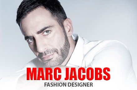 Marc Jacobs | Fashion Designer