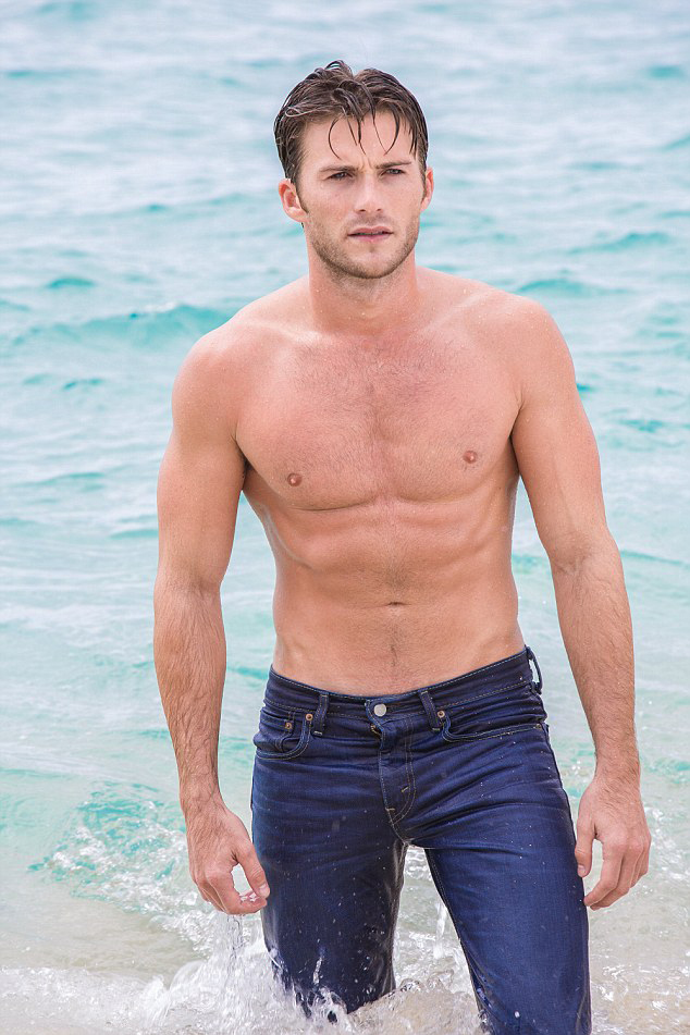 Scott Eastwood | Davidoff Cool Water