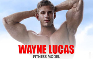 Fitness Model Wayne Lucas