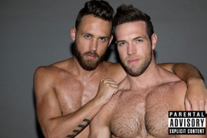 Alex Mecum and Logan Moore for Cockyboys